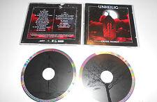 Album CD Unheilig - Grosse Freiheit Winter Edition 2 CD Geboren um zu Leben  132