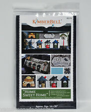 Kimberbell Home Sweet Home Bench Pillow KD179