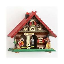 Exclusive German Black Forest weather house TU 846 New