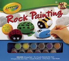Crayola Artist Studio: Crayola Artist Studio: Rock Painting by Andrea Menotti...