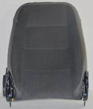 VW Golf 5 Var. Seat cover Backrest Heated Fabric Anthracite front right