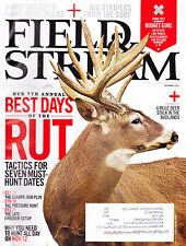 SHIPPED IN A BOX -  Field & Stream Magazine November 2011
