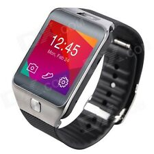 "G2 MTK2502 1.54"" Bluetooth V4.0 Smart Watch w/ Heart Rate, Pedometer, Camera"