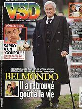 VSD N°1637 jean paul belmondo ku klux klan 2009