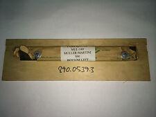 Muller Martini Knife, Bottom Left HCHC 890.0539.3