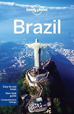 Lonely Planet Brazil (Travel Guide) Brand new book.