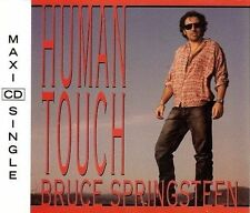 BRUCE SPRINGSTEEN Human Touch CD Single Columbia 657872 2 1992