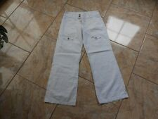 G9663 OXBOW pantalon a poches 36 unicolore
