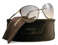 New Tom Ford Sunglasses Women TF 320 Black 28B Penelope 59mm