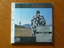 Pink Floyd: Delicate Sound Thunder Japan CD Mini-LP MHCP-686-7 w/Sticker Mint (Q