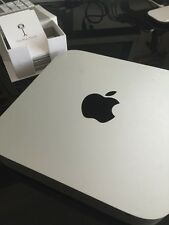 Apple Mac Mini Core i7 2.3GHz - 1TB SSD  ! - 16GB RAM - QUAD CORE :-) WOW !