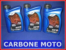 OLIO ELF MOTO 4 TECH 10W50 MA2 SYNTHETIC TECHNOLOGY 3 LITRI