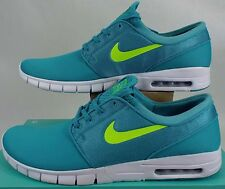 "New Mens 13 NIKE SB ""Stefan Janoski Max"" Dusty Cactus Shoes $110 631303-330"