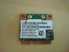 HP COMPAQ WIRELESS N CARD 718449-001 718451-001 DUAL BAND BCM943228HMB BRCM1058