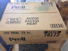 vintage 144  PRELL CONCENTRATE SHAMPOO TRIAL SIZE 0.75