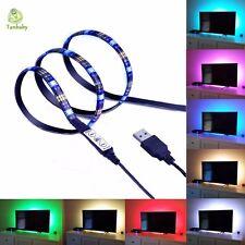 1M TV Backlight Bias Lighting 5050 LED USB RGB Light Kits for Flat Screen LCD