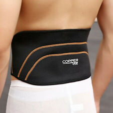 1PC Men Copper Fit Back Pro As Seen On TV Compression Lower Lumbar Support Belt