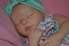 Sweet Reborn Baby Girl (Angel sculpted by Bonnie Sieben)