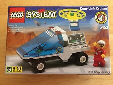 Vintage Lego 6453 Com-Link Cruiser Space Port MISB