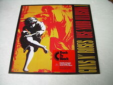 2LP GUNS N' ROSES USE YOUR ILLUSION I AND VINYL 180 G
