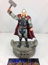 "MARVEL SELECT THOR Mighty Avengers Diamond Action Figure 8"" Loose"