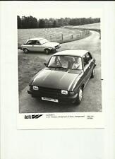 """AUSTIN MORRIS ALLEGRO 3  1.3 L2 AND 4 DOOR  PRESS PHOTO """"Brochure related"""""""