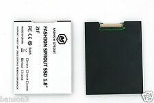 SSD 256gb upgrade MK1634GAL for apple ipod classic 7th 160gb Hard Disk Drive HDD