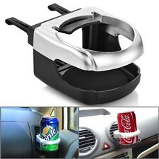 Universal Car Bottle Drink Holder - Vehicle AC Clip Mount Soda Can Cup Stand