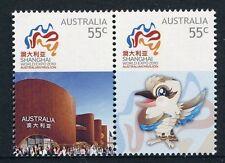 2010 Shangai World Expo - MUH Pair