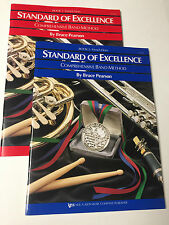 Standard of Excellence for French Horn Book 1 & Book 2 (2-Book Pack)