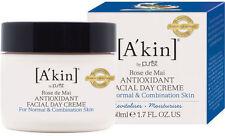 A'kin Rose De Mai Antioxidant Facial Day Creme 50ml Akin