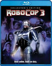 ROBOCOP 3  - collector's edition - Region A - BLU RAY - Sealed