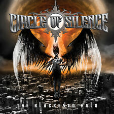 CIRCLE OF SILENCE The Blackened Halo CD ( 200715 )