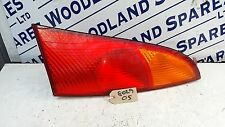 FORD FOCUS REAR LIGHT CLUSTER DRIVERS SIDE 2004 1.6 PETROL