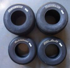 Barstool racer, Gokart, Bridgestone used tires set of 4