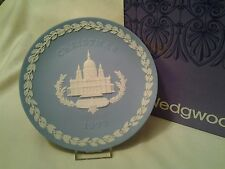 Wedgwood Christmas plate year 1972 with the original box