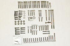 MOTORCYCLE STAINLESS STEEL -KAWASAKI Z900 ENGINE BOLT KIT
