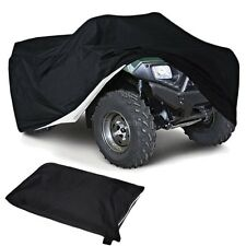 Waterproof Quad Bike ATV Cover Water Resistant for Honda Yamaha Kawasaki Suzuki