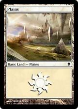 20x*Basic Land*Plains*Zendikar*NM/SP*x20*#233a*Magic the Gathering MTG*FTG