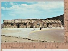1950s UNUSED POST CARD TRAIL RIDGE TRADING POST ROCKY MOUNTAIN NP CO