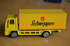 Vintage Corgi Ford Cargo Truck Schweppes Livery - Near Mint