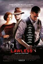"LAWLESS Movie Poster [Licensed-NEW-USA] 27x40"" Theater Size Shia Labeouf"