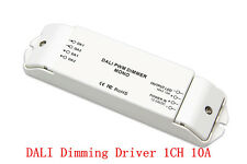 Constant Voltage 1CH DALI PWM Dimming Driver 10A/CH×1 LED Dimmer DC12V-24V