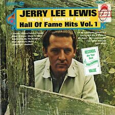 JERRY LEE LEWIS hall of fame hits vol 2. U.S. MERCURY LPSRS-67117