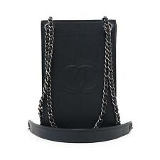 Authentic CHANEL Mobile phone case 92304  #260-002-011-1144