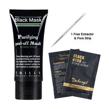 Black Mask Deep Cleansing Purifying Peel-Off Mask Pore Blackhead Free Extractor