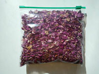 Dried Rose Petals for Wedding Confetti, Celebrations- 50g - 100% Natural