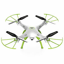 Remote Control X5HC Drone with HD Camera & video, Hover Function, SD card - NEW