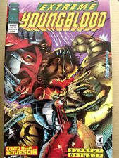 Extreme YoungBlood n°8 1995 ed. Image Star Comics   [SP4]