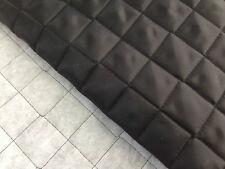 doublure matellassé  noir vendu  au metre   7,90 euros le metre   top qualité